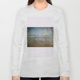 You and me, by the sea Long Sleeve T-shirt