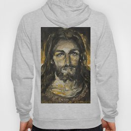 I am the light of the world. (Faustina's Vision) Hoody