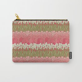 Mummies Flower Bed Carry-All Pouch