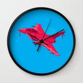 Ink Jet Wall Clock
