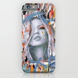Graffiti Girl iPhone Case