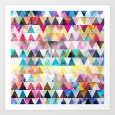 Mix #588 Art Print
