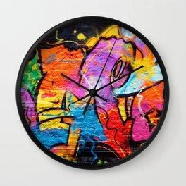 I am Art Wall Clock