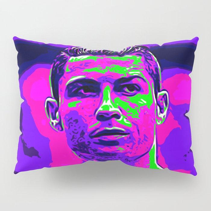 Ronaldo - Neon Pillow Sham