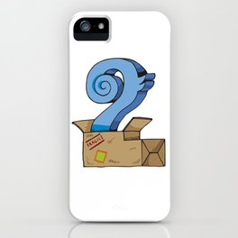 Number 2 iPhone Case