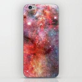 The universe has no boundaries iPhone Skin