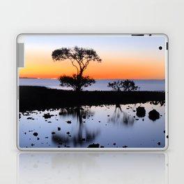 Cleveland Point Sunset Laptop & iPad Skin