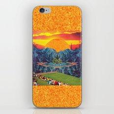 Parque del Sol  iPhone & iPod Skin