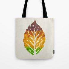 Leaf Cycle Tote Bag