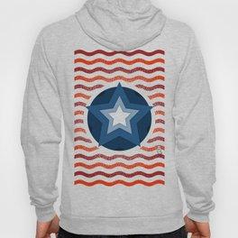 034 american flag interpretation Hoody