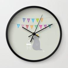 The Happy Birthday Wall Clock