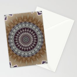 Some Other Mandala 339 Stationery Cards