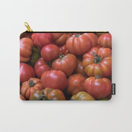 Tomato Pattern Carry-All Pouch