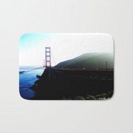 San Francisco. Bath Mat