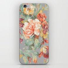 fall garden iPhone & iPod Skin