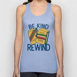 Be Kind Rewind Unisex Tank Top