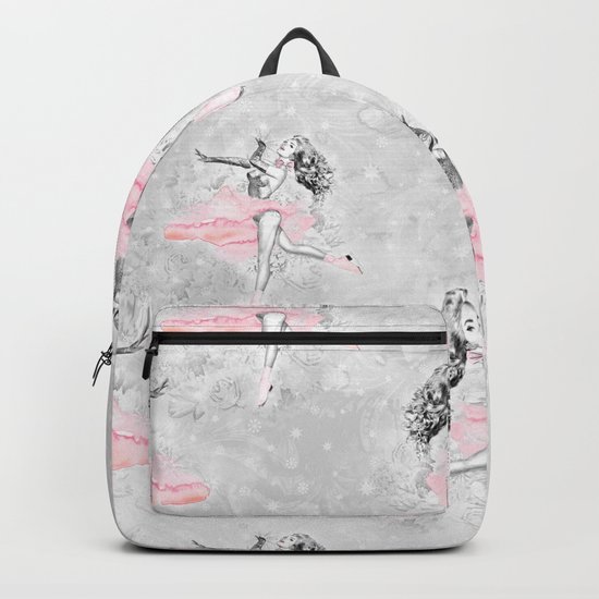 Figure Skating #7 Backpack