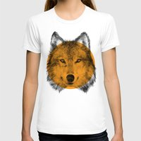 eric fan T-shirts featuring Wild 7 by Eric Fan & Garima Dhawan by Garima Dhawan
