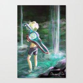 Shulk Canvas Print