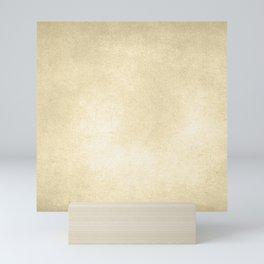 Simply Antique Linen Paper Mini Art Print