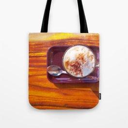 Coffee latte Tote Bag
