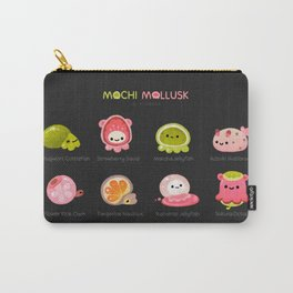 Mochi Mollusk Carry-All Pouch