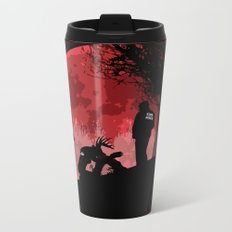 True Detective - Horrors of life Metal Travel Mug