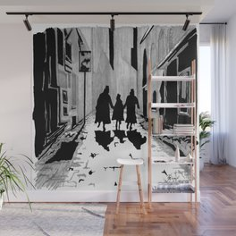 Oliver's Fate Wall Mural