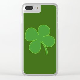 Lucky Clear iPhone Case