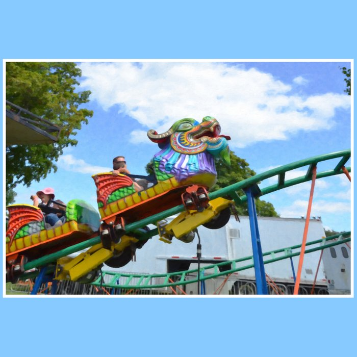 Chinese Dragon ride  5 Comforters