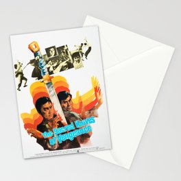 The Killer Stationery Cards
