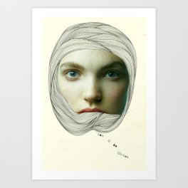 ulisses Art Print