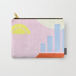 Brooklyn Rooftop Carry-All Pouch