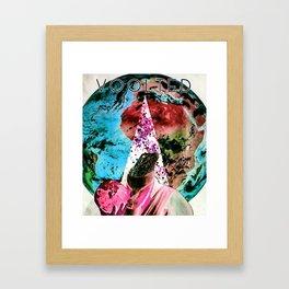 Voolted - plasmahabits Framed Art Print