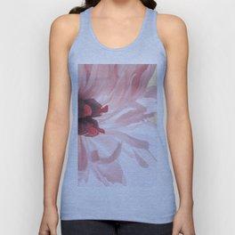Flower Background Unisex Tank Top