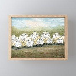 Lambinated Framed Mini Art Print