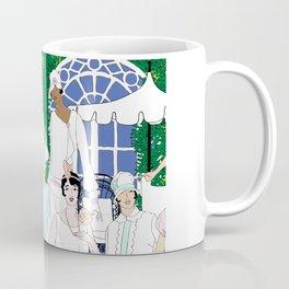 Gatsby Girl Garden Party Coffee Mug