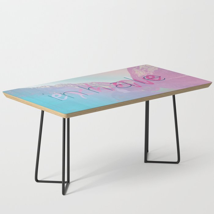 Inhale / Exhale Coffee Table