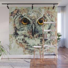 Owl II Wall Mural