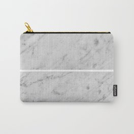 Gray Slabs of Granite Carry-All Pouch