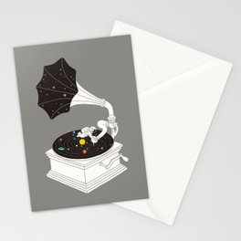 Star Track 2 Stationery Cards
