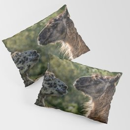 Sweet Llamas Pillow Sham