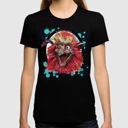 Labyrinths Fiery T-shirt