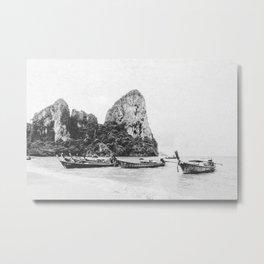 RAILAY BEACH II Metal Print