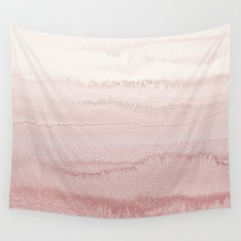 WITHIN THE TIDES - BALLERINA BLUSH Wall Tapestry