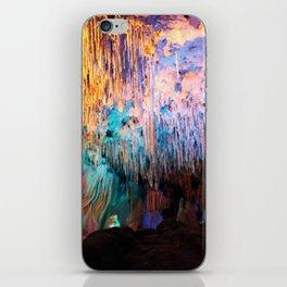 Rainbow Cavern iPhone Skin