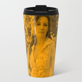 Evangeline Lilly Travel Mug