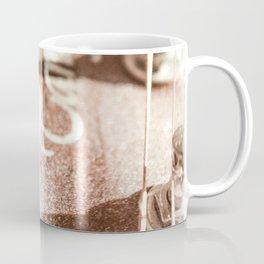 Coiled Coffee Mug