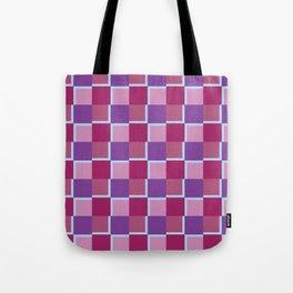 Tiles Variation I Tote Bag