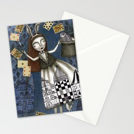 The Magic Act Stationery Cards